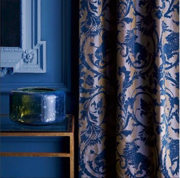 Zoffany Damast - Hoyer & Kast Interiors