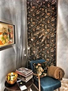 Hoyer & Kast Interiors Showroom - Cole & Son Tapeten