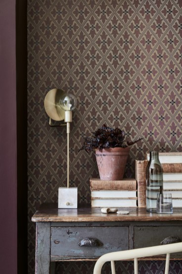 Little Greene historische Tapeten - Hoyer & Kast Interiors