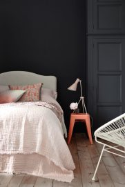 Little Greene schwarze Wandfarbe - Hoyer & Kast Interiors