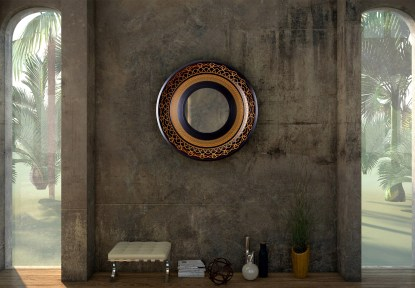Alma de Luce Naperon Spiegel - Hoyer & Kast Interiors