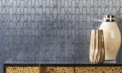 Arte Wallcoverings Domus - Hoyer & Kast Interiors