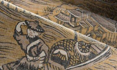 Arte Wallcoverings Scenery Tapete Detail