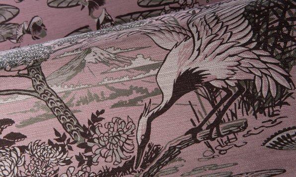 Arte Walls Lotus Tapete Detail