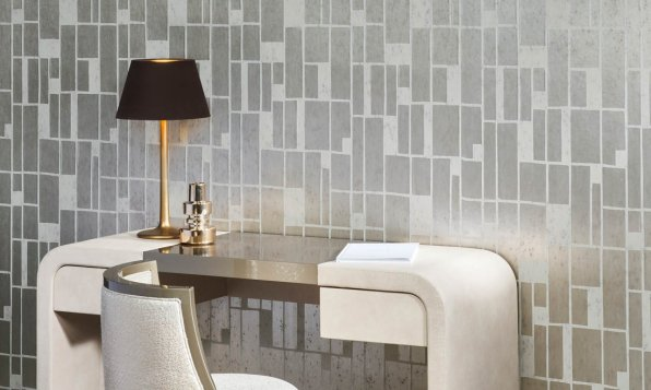 Arte Walls Quadra Tapete - Hoyer & Kast Interiors