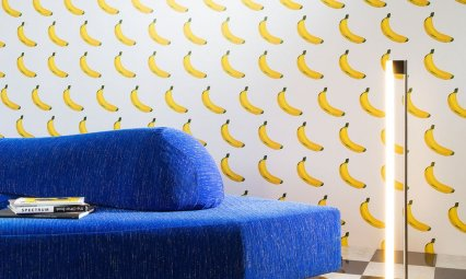 Flavor Paper for Arte Bananas - Hoyer & Kast Interiors
