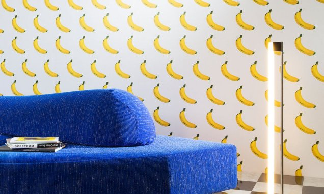 Flavor Paper for Arte Bananas - Hoyer & Kast Interiors