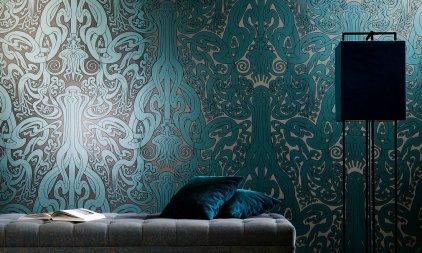 Flavor Paper for Arte Wallcoverings Flower Of Love Tapeten - München