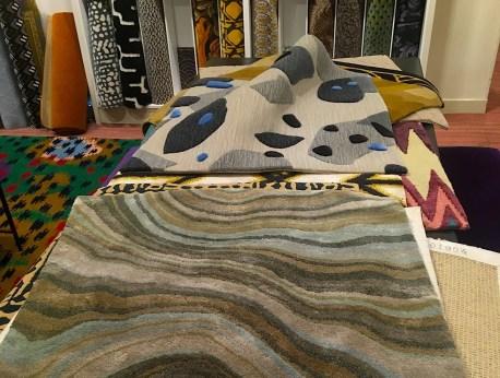 Pierre Frey Marble Teppich - Hoyer & Kast Interiors