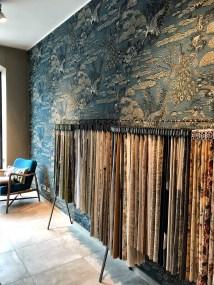 Hoyer & Kast Interiors Showroom Deko