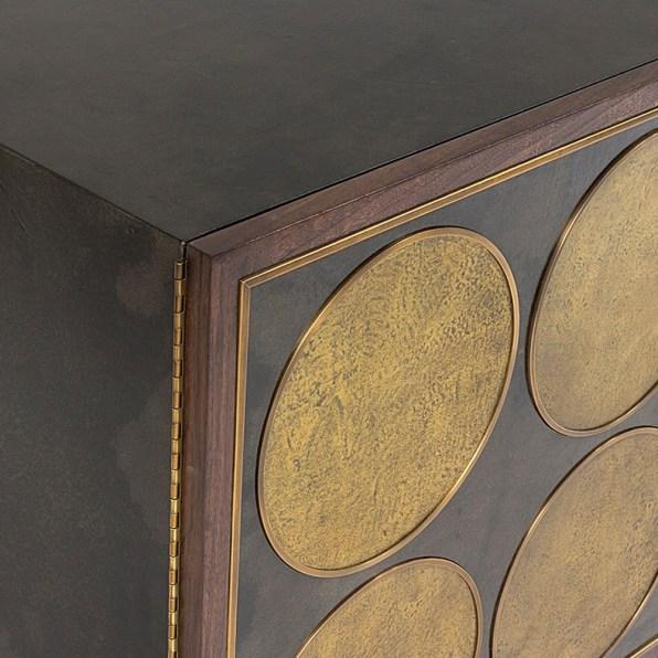 Julian Chichester Gins Cabinet Detail