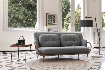 Porada Allison Sofa - Hoyer & Kast Interiors
