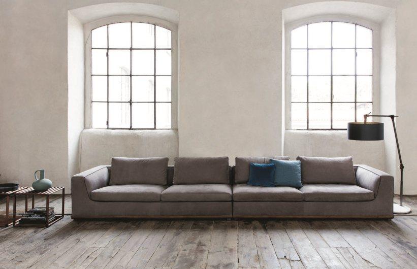 Porada Kirk Sofa - Hoyer & Kast Interiors