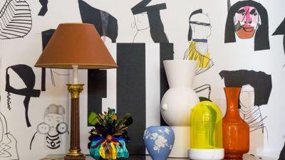 Permalink zu:Tapeten, Wandbekleidungen, Panoramen & Textiltapeten