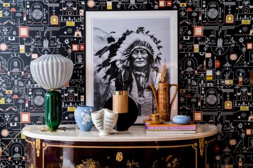 Pierre Frey American Ethnic Style - Hoyer & Kast Interiors