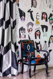 Pierre Frey Etnic Chic Tapete - Hoyer & Kast Interiors