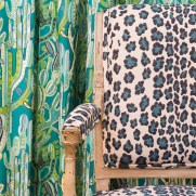 Gaston y Daniela Animal Print Ethnic Chic - Hoyer & Kast Interiors