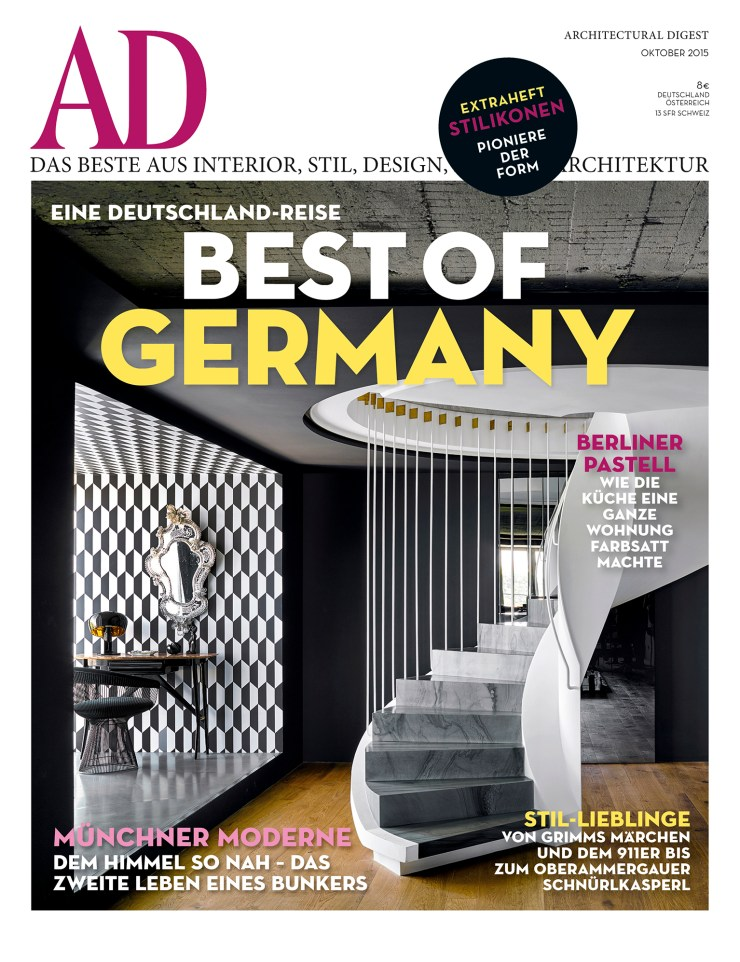 AD Best of Germany Cover