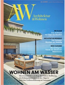 AW Editorial Juli:August Cover