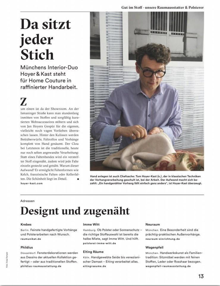 AD Handgemacht Hoyer & Kast