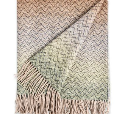 Missoni Home Wolldecke Pascal