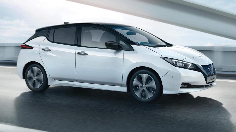 Kampanje på Nissan LEAF 40 kWh og 62 kWh