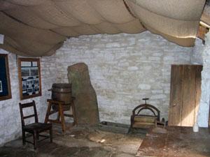 Cra'as Nest Museum interior