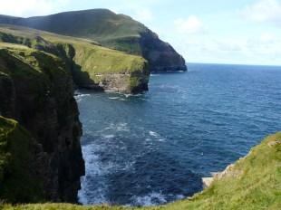 Hoy sea cliff walk