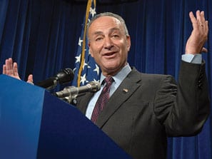 Chuck Schumer is right on the Iran Deal.