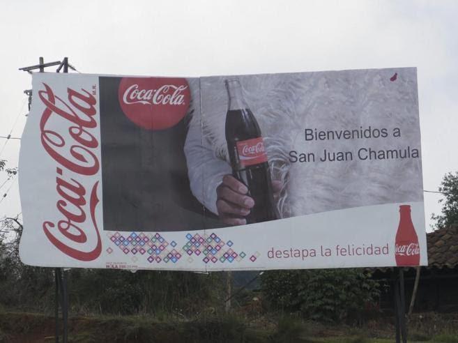 La Coca-Cola en San Juan Chamula
