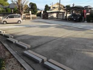 円福寺【駐車場】