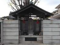 円蔵院【山門右手の地蔵】