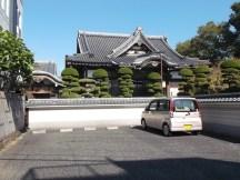 円蔵院【駐車場】
