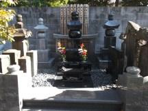 円蔵院【歴代住職のお墓】