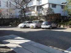 勝専寺【駐車場】