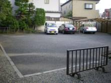 真頂院【駐車場】
