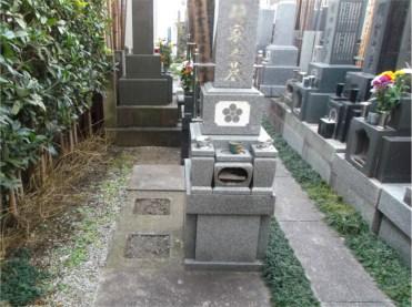 宗賢寺【墓地】