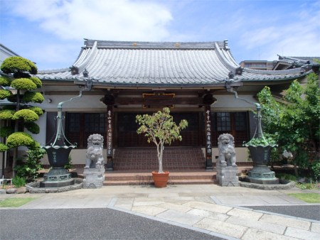 福寿院 本堂