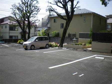 西光寺【駐車場】