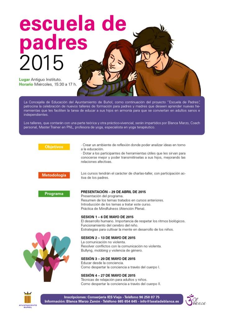 Escuela de padres 2015