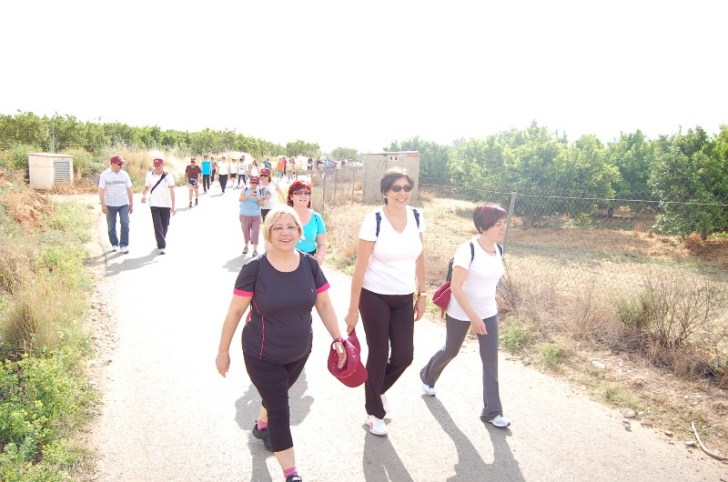 Camino Santiago Cheste -Chiva