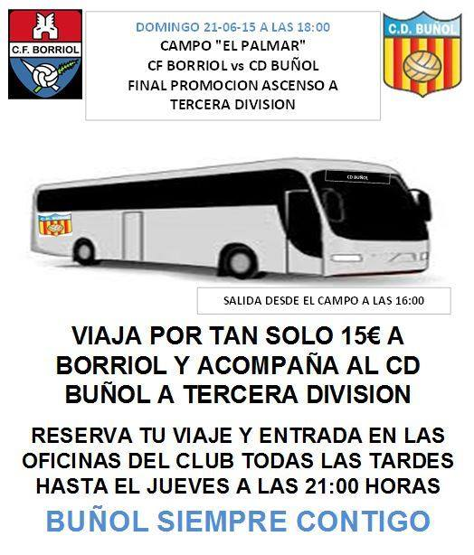 autobus buñol