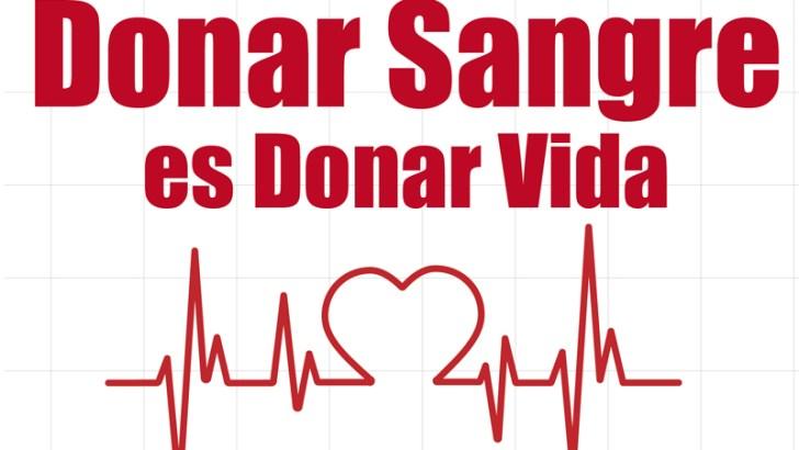 Esta tarde puedes salvar tres vidas donando sangre en el Centro de Salud de Buñol