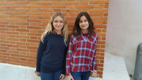 Karen Ruiz Merenciano y Cristina Casero Pilán - Sagrada Familia Atalaya