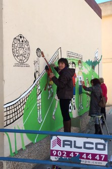 monica mural San Luis 2016-11