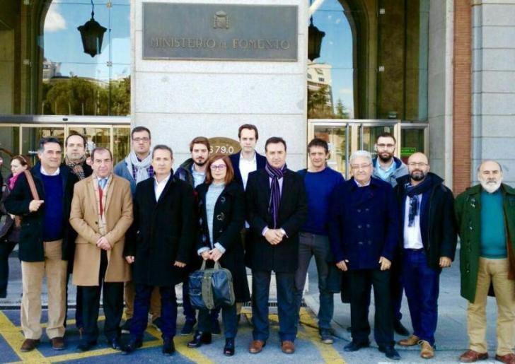 Reunión C-3 en Madrid