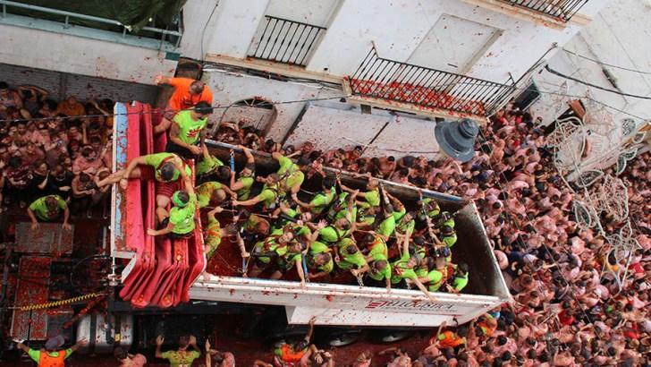 """Buñol presentará """"La Tomatina"""" 2019 el próximo martes"""