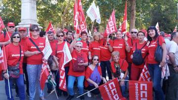 CCOO Madrid