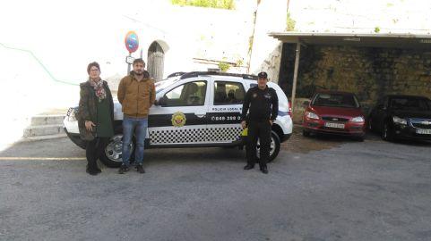adquisicion coche patrulla