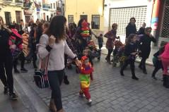 carnaval infantil 2018-2